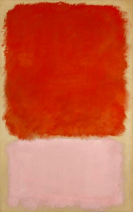 Mark Rothko (American, born Russia, 1903–1970), Untitled, 1968. Oil on paper mounted on canvas, 100 x 63.5 cm. Collection of Preston H. Haskell, Class of 1960. © 1998 Kate Rothko Prizel & Christopher Rothko / Artists Rights Society (ARS), New York / photo: Douglas J. Eng