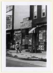 Untitled (Route 1), black and white photograph, 1966