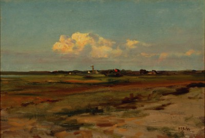 Howard Russell Butler, The Windmill. The Parrish Art Museum, Water Mill, New York, Gift of Mr. and Mrs. Raymond Horwitz