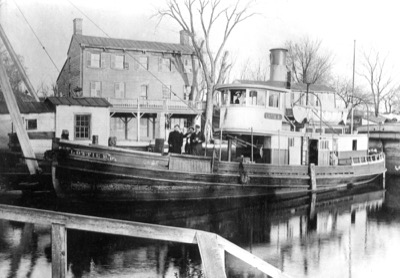Canal Society of New Jersey.