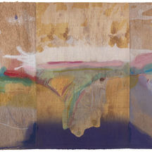 """Helen Frankenthaler. """"Madame Butterfly"""", 2000."""