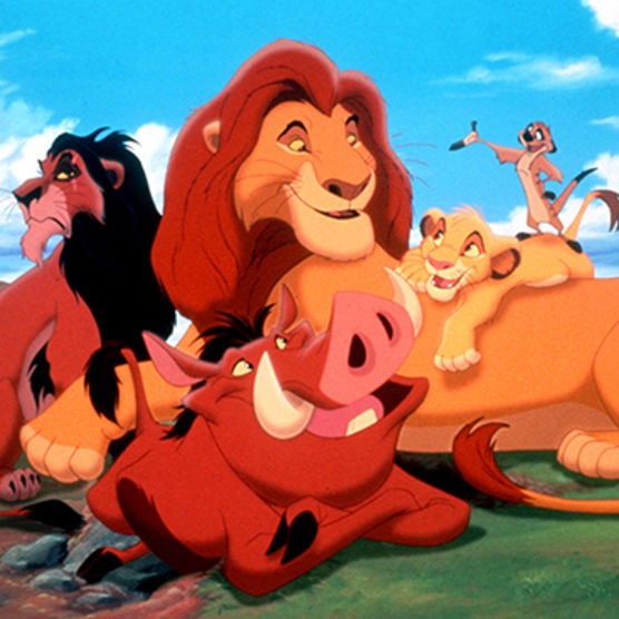 Summer Film Series The Lion King 1994 Princeton University Art Museum