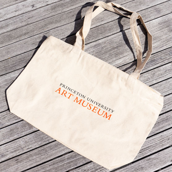 Princeton University Art Museum tote bag