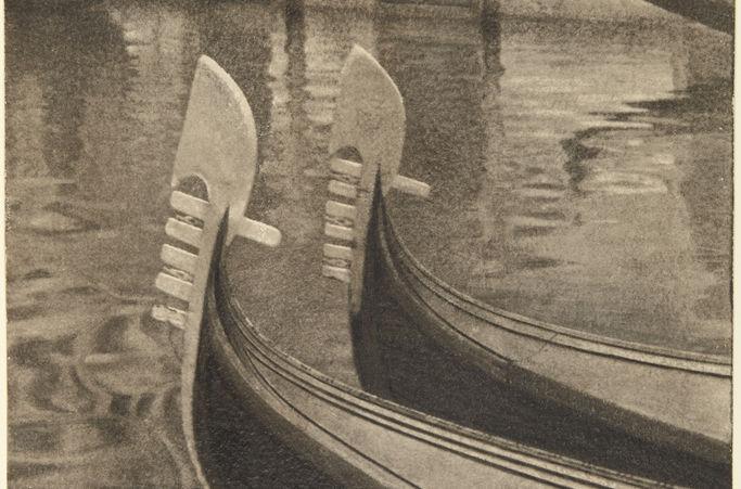 Henri Berssenbrugge, Dutch, 1873–1959. Venice, 1934. Gum bichromate print. Museum purchase, anonymous gift (x1993-91) © Henri Berssenbrugge