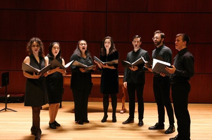 Early Music Princeton Singers