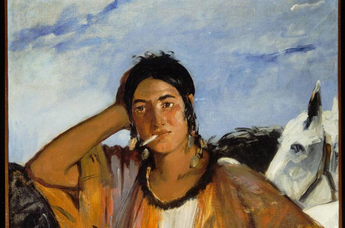 Manet Gypsy