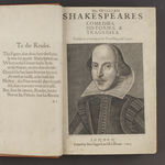 [Plays, First Folio] Mr. William Shakespeares comedies, histories & tragedies