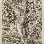 Hans Baldung, German, 1484/5 - 1545 Saint Sebastian 1514