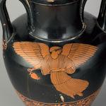 Greek, Attic: Red-figure Nolan Amphora, ca. 480–470 B.C.