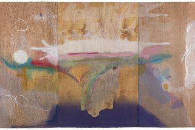 Helen Frankenthaler, Madame Butterfly
