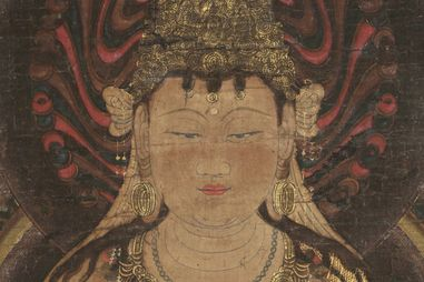 Japanese, Kamakura period, 1185–1333, Dainichi Nyorai 大日如来