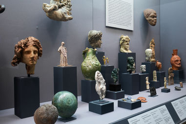 Hellenistic and Roman art in the Art of the Ancient Mediterranean gallery