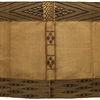 Mbun artist (Democratic Republic of the Congo, Kwilu-Kongo River Basin), Woman's skirt, before 1912. Raffia palm fiber, 10.2 x 73.7 x 113 cm. Museum purchase, Hugh Leander Adams, Mary Trumbull Adams, and Hugh Trumbull Adams Princeton Art Fund (2012-94).