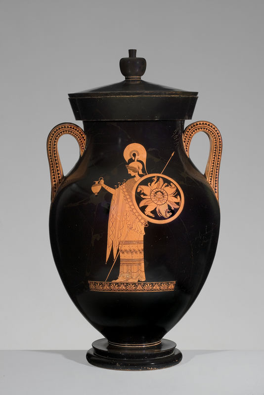 The berlin painter and his world athenian vase painting in the greek attic attributed to the berlin painter greek attic fl ca 500 ca 460 bcd figure amphora of type a a athena b herakles ca reviewsmspy