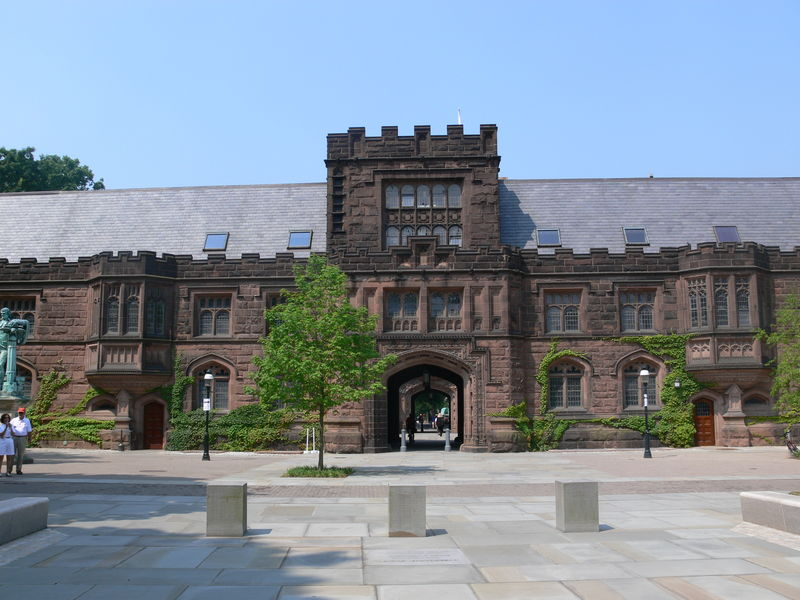 East Pyne Hall, Princeton University