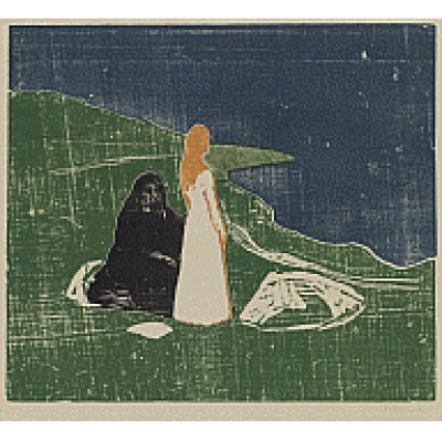 Edvard Munch Symbolism In Print Princeton University Art Museum